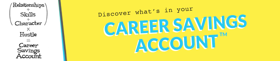 Career Savings Account Header