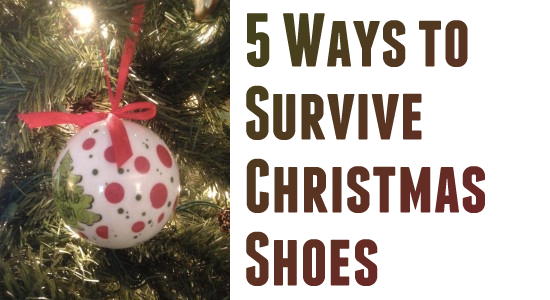 5 ways to survive Christmas Shoes - Jon Acuff